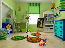 wall painting 3d cartoon kids room artist for play creating