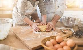 cours de cuisine parent enfant pâtisserie en duo parent enfants 181 c le bon sens culinaire