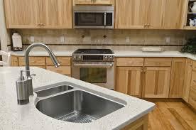 kitchen countertop backsplash ideas interior black granite countertop and beige tile backsplash