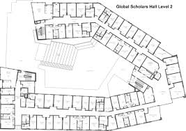 cougar floor plans global scholars hall at wsu