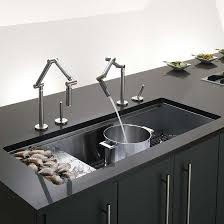Best Pull Out Kitchen Taps Images On Pinterest Kitchen Taps - Kitchen sink and taps