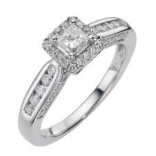 Pear Shaped Wedding Ring by Pear Shaped Engagement Band With Double Halo U2013 2 Ct Tw Diamond