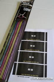 Lightsaber Favor by Wars Light Saber Favor Free Printable A Few Shortcuts