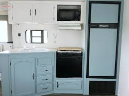 what is the best paint for rv cabinets rv owners who painted their cabinets rv inspiration