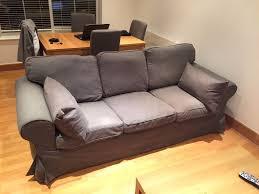 Ikea Slipcovered Sofa by Furniture Ikea Leather Sectional Ikea Sofa Bed Covers Ektorp
