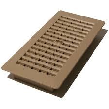 floor and decor ta decor grates 4 in x 14 in plastic floor register pl414 ta the