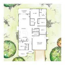 Casa Bella Floor Plan Bella Casa New Homes In Atascadero