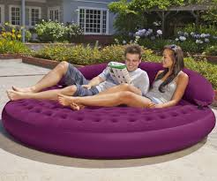 intex ultra daybed inflatable lounge dudeiwantthat com