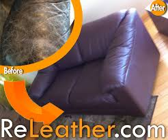 The Leather Factory Sofa Best Leather Restoration Company Customer Positive Reviews