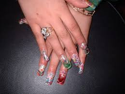 water nails nail art archive style nails magazine