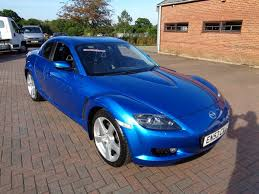 what company owns mazda used mazda rx 8 coupe 1 3 4dr in fareham hampshire titchfield