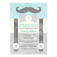 mustache baby shower invitations mustache baby shower invitation boy zazzle