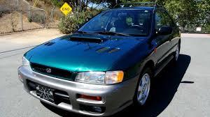 1998 subaru outback lifted 1998 subaru outback impreza sport station wagon pre wrx sports