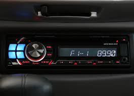 Car Audio Decks How To Install A Basic Aftermarket Car Stereo With Pictures