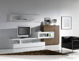 Simple Tv Stands Extraordinary Simple Living Room With Tv Design Awesome Black And