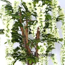artificial wisteria tree 4ft indoor artificial tree by