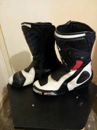 mens motorbike boots size 8 mens motorbike boots in st albans hertfordshire gumtree