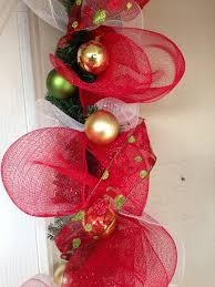 73 Best Deco Garland Images by 105 Best Deco Mesh Garland Images On Pinterest Snow 15 Years