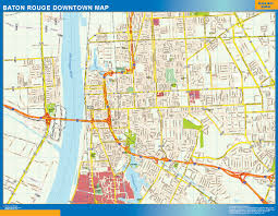 Downtown New Orleans Map by Usa Satates Mapmap Of Usa With Satates Usa Polical Map Map Of