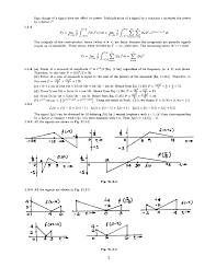 signal processing and linear systems b p lathi solutions