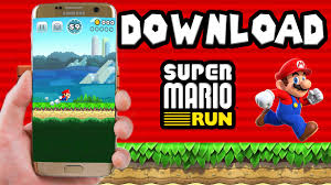 run apk android mario run apk