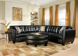 black leather sofa living room ideas best 25 black leather fiona
