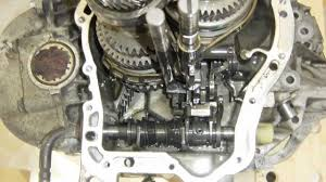 citroen xantia gearbox 2nd gear synchro damaged youtube