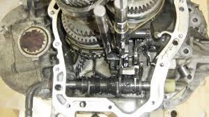 Citroen Xantia Gearbox 2nd Gear Synchro Damaged Youtube