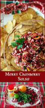 merry cranberry salsa u2013 home is where the boat is