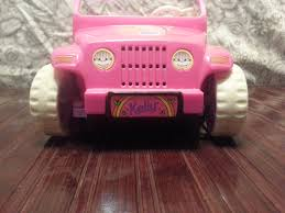 barbie jeep power wheels 90s more vintage barbie big brother ken and kelly doll power wheels