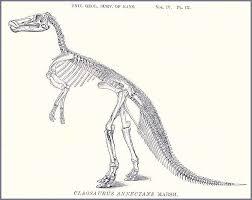 marsh 1872 dinosaur