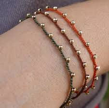 string bracelet with beads images 43 best jewelry images necklaces bracelets and diy jpg