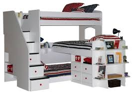 Bunk Bed With Desk And Stairs Furniture Bunk Bed With Stairs Bunk Beds With Stairs