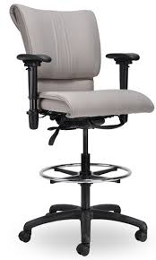 counter height desk chair standing desk seating raised seating gallery