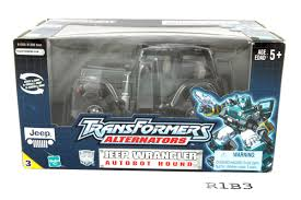 transformers g1 jeep transformers alternators hound price mega class