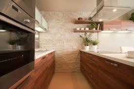 steinwand küche innen steinwand 22 elegante ideen zur gestaltung deko feiern