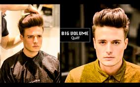 top 5 undercut hairstyles for men tight faded undercut big volume quiff mens haircut and