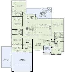 Country Cottage Floor Plans 196 Best Newest House Plans Images On Pinterest Home Plans