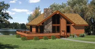 cabin home designs house plan 94307 at familyhomeplans com