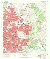 Map Of Columbus Ohio Area by The National Map Historical Topographic Map Collection