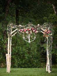 wedding arch garland 19 ideas for an outdoor wedding arbor