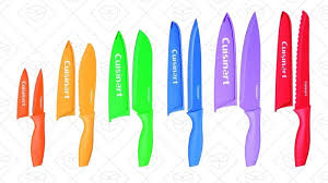 colorful kitchen knives these cult favorite kitchen knives are on sale and definitely
