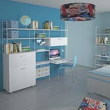 libreria per cameretta libreria con scrivania integrata link