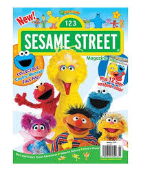 sesame streets last minute christmas gifts and magazines on pinterest
