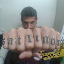 knuckletattoos com u2013 all knuckle tattoos all the time