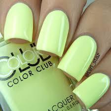 color club under the blacklight free shipping at nail polish canada
