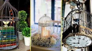 vintage u0026 shabby chic birdcage decoration ideas diy summer