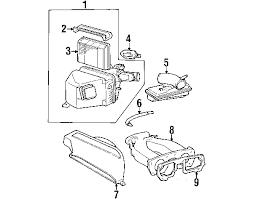 lexus gs300 parts diagram parts com lexus gs300 air intake oem parts