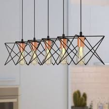 kitchen island lighting modern kitchen island pendants allmodern