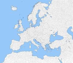 Borderless World Map by Editable Europe Base Map By Holocene Dawn On Deviantart